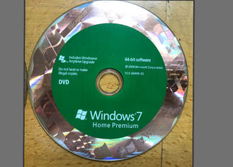 China Genuine Windows 7 Home Premium Full Version , Windows 7 Home Download For PC supplier