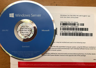 32 Bit / 64 Bit Windows Server 2012 Standard Edition Optional Language
