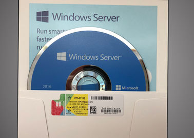 China Microsoft Windows Server 2016 Standard 32 Bit / 64 Bit Online Key Upgrade factory