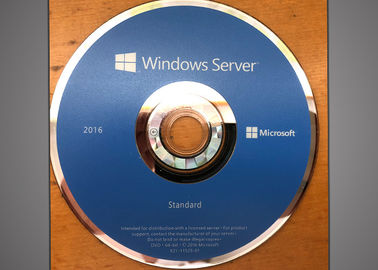 32/64 Bit Windows Server 2016 Standard CD Original Activation Global Version