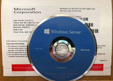 100% Original Windows Server 2012 R2 Versions With Essentials Warranty