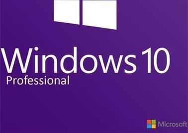China Valid Windows 10 Pro Product Key 64 Bit , Windows System Builder 100% Unused factory